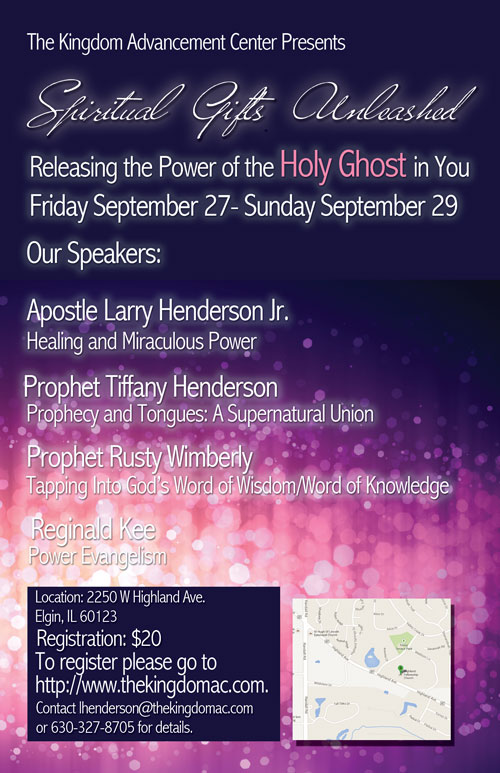 Spiritual Gifts Unleashed Conference 2013
